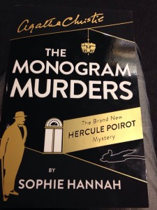 "Couverture du livre ""The Monogram Murders"""