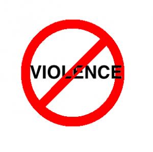 Disons NON à la violence