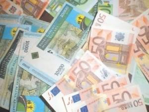 Des billets en Ariary et en Euros