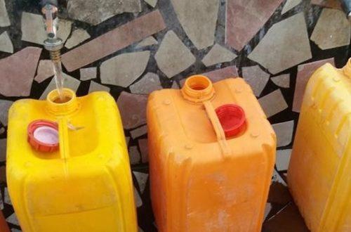 Article : Entre délestage et coupures d'eau à Diégo-Suarez