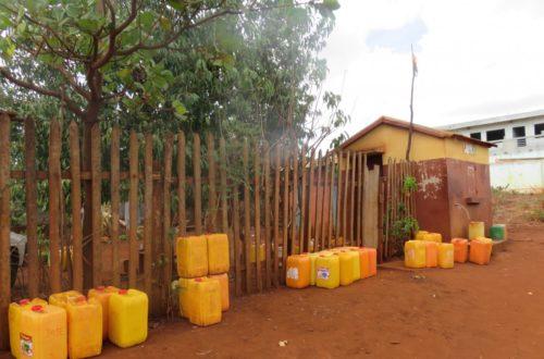 Article : Pas d'électricité, pas d'eau et  aucune sécurité. What's next ?