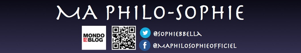 Ma philo-Sophie