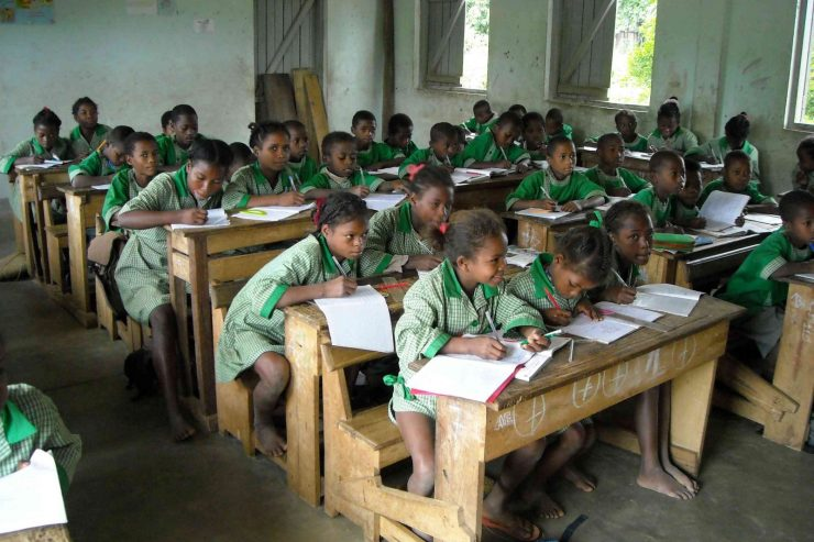 Réforme de l'éducation nationale Malagasy