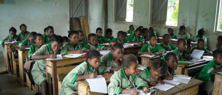 Article : Réforme de l'éducation nationale Malagasy